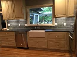Kitchen Backsplash Stick On Kitchen Adhesive Tile Backsplash How To Install Peel And Stick