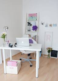 Decoration Ideas For Office Desk 30 Best Glam Girly Feminine Workspace Design Ideas