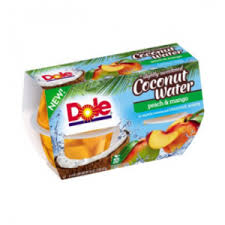 dole fruit snacks walmart deal dole fruit bowls in coconut water