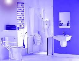 Uv Bathroom Light Violet Defense Technology