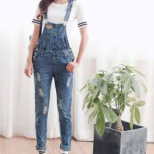 Jeans Jumpsuit For Womens Best 25 Overalls Women Ideas On Pinterest Denim Overalls Denim