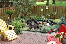 Waterfall Design Ideas Unique Small Outdoor Waterfall Designs Nytexas