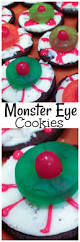 monster eye ball halloween cookies monster eyes easy halloween