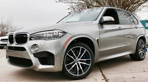 Bmw X5 Grey - 2017 bmw x5 m full review exhaust start up youtube