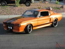 1957 mustang fastback ford mustang fastback gt500 eleanor