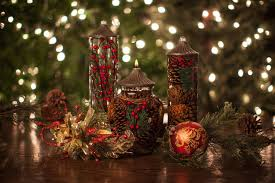 christmas holders christmas candle holders 5 in decors