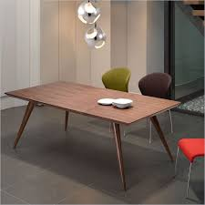 Dining Room Tables Phoenix Az Zuo Stockholm Dining Table In Walnut Stockholm And House