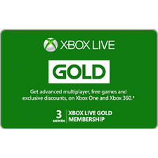 xbox live gift card xbox live 3 month gold membership instant access