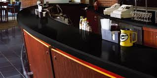Black Corian Countertop Construction Materials Dupont Canada English