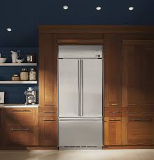 Home Decor In French by Built In French Door Refrigerators I54 About Awesome Home Design