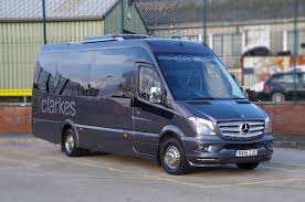 luxury minibus 19 seater luxury mini coach clarkes of london
