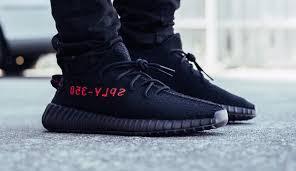 adidas yeezy black the adidas yeezy boost 350 v2 black red drops in a few weeks