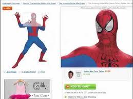 Super Deluxe Halloween Costumes Buy Costumes Amazing Spider Man Super Deluxe Spider Man