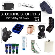 Stocking Stuffer Ideas For Him Gift Guide Stocking Stuffers Under 25 For Him Life By Lee