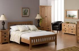 Oak Furniture How To Attain A Beautiful And Simplistic Bedroom With The Use Of