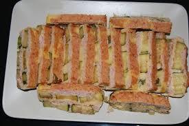recette de cuisine rapide pour le soir c est l été alors de courgettes et jambon tout léger la