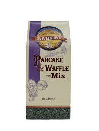 Pancake Flour Honey Mountain Bakery Pancake And Waffle Mix Country Kitchen