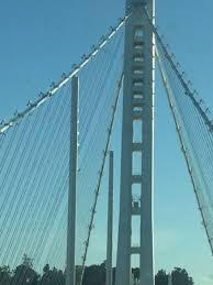 Bay Bridge Light Show Bay Bridge Light Show Picture Of San Francisco Bay Bridge San
