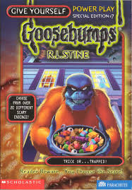 Goosebumps Cuckoo Clock Of Doom Goosebumps Helping You Be A Literate Little Thang U2014 Penny Arcade