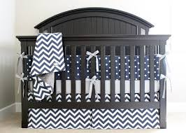 navy and white crib bumper boy aztec crib bedding tribal ba
