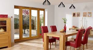 Patio Doors Wooden Wooden Aluminium Patio Doors Jewson