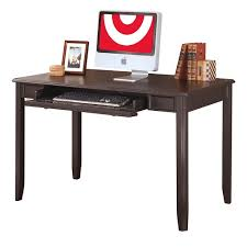 ashley furniture carlyle large leg desk carlyle home office small leg desk almost black signature design
