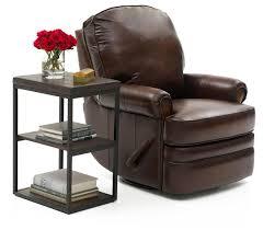 sutton ii leather glider recliner weir u0027s furniture