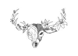 deer head tattoo sample photos pictures and sketches tattoo