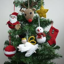 79 best knitting christmas ornaments images on pinterest knit
