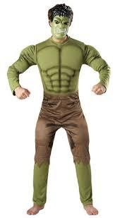 Avengers Halloween Costume Marvel Superhero Mens Fancy Dress Avengers Comic Book Character