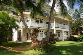 Waimanalo Beach Cottage by Literally Beachfront Pristine Country Living W Epic Ocean Views