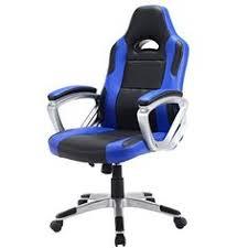 siege pour bureau songmics chaise fauteuil siège de bureau racing sport avec support