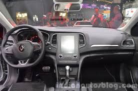 renault kadjar interior 2016 2016 renault scenic confirmed for geneva debut iab report