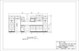 Autocad For Kitchen Design Home Design Autocad Kitchen Design Software