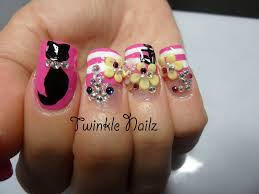 30 fancy acrylic nails 3d designs u2013 slybury com