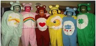 Carebear Halloween Costumes Care Bears Media Company Comn 3725 Children U0027s Young