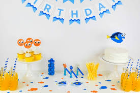 cool birthday candles 20 of the best finding dory birthday party ideas cool picks