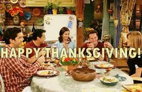 here s every thanksgiving meal from friends the only