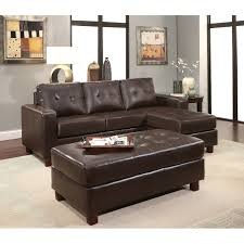 Sofa Sectional Leather Sectional Sofas For Less Overstock