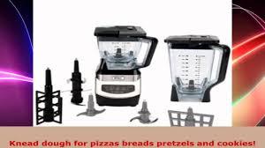 Ninja Mega Kitchen System Ninja Kitchen System 1100 Model Nj602 With Free Cookbook Youtube