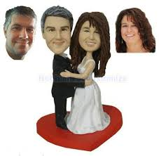 all products bobble head dolls valentines day gift custom