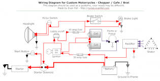 16 xs650 wiring diagram chopper how to install a dual