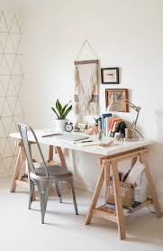 best 25 trestle desk ideas on pinterest room tour scandinavian