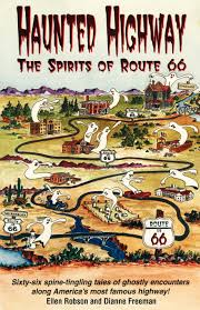 Route 66 Illinois Map by Haunted Highway The Spirits Of Route 66 Ellen Robson Dianne
