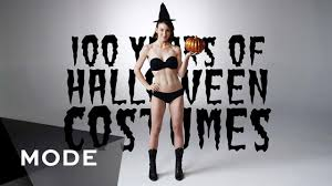 hallwoeen 100 years of fashion halloween costumes glam com youtube