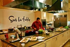 sur la table cooking classes san diego the weekend gourmet my experience taking part in a sur la table