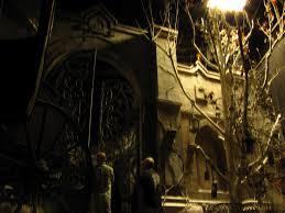 Halloween Lights On House Amateur Journalist September 2012
