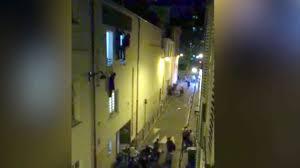 imagenes impactantes bataclan periodista grabó impactantes imágenes del tiroteo en el teatro