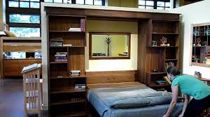 bookcases for bedrooms photo yvotube com murphy door flush mount bookcase demo youtube picture bookcases buy