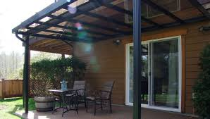 Clear Patio Roofing Materials by Products U0026 Services Paradise Patio Covers